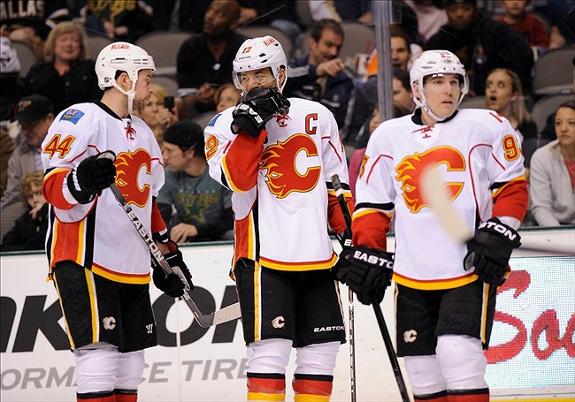 The Calgary Flames Of Things To Come  Part One 5b23f836f16