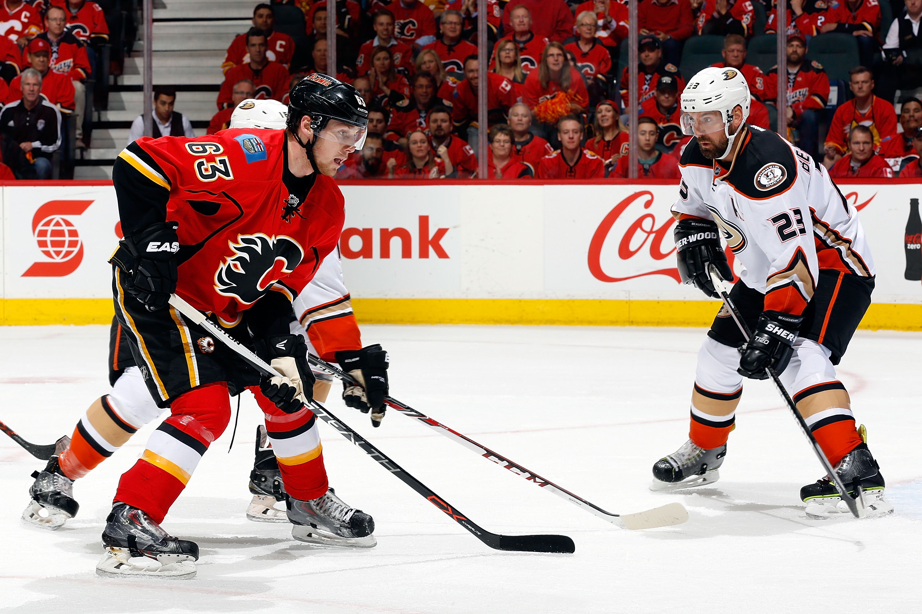 Calgary Flames Flashback Friday A Repeat Of 2004