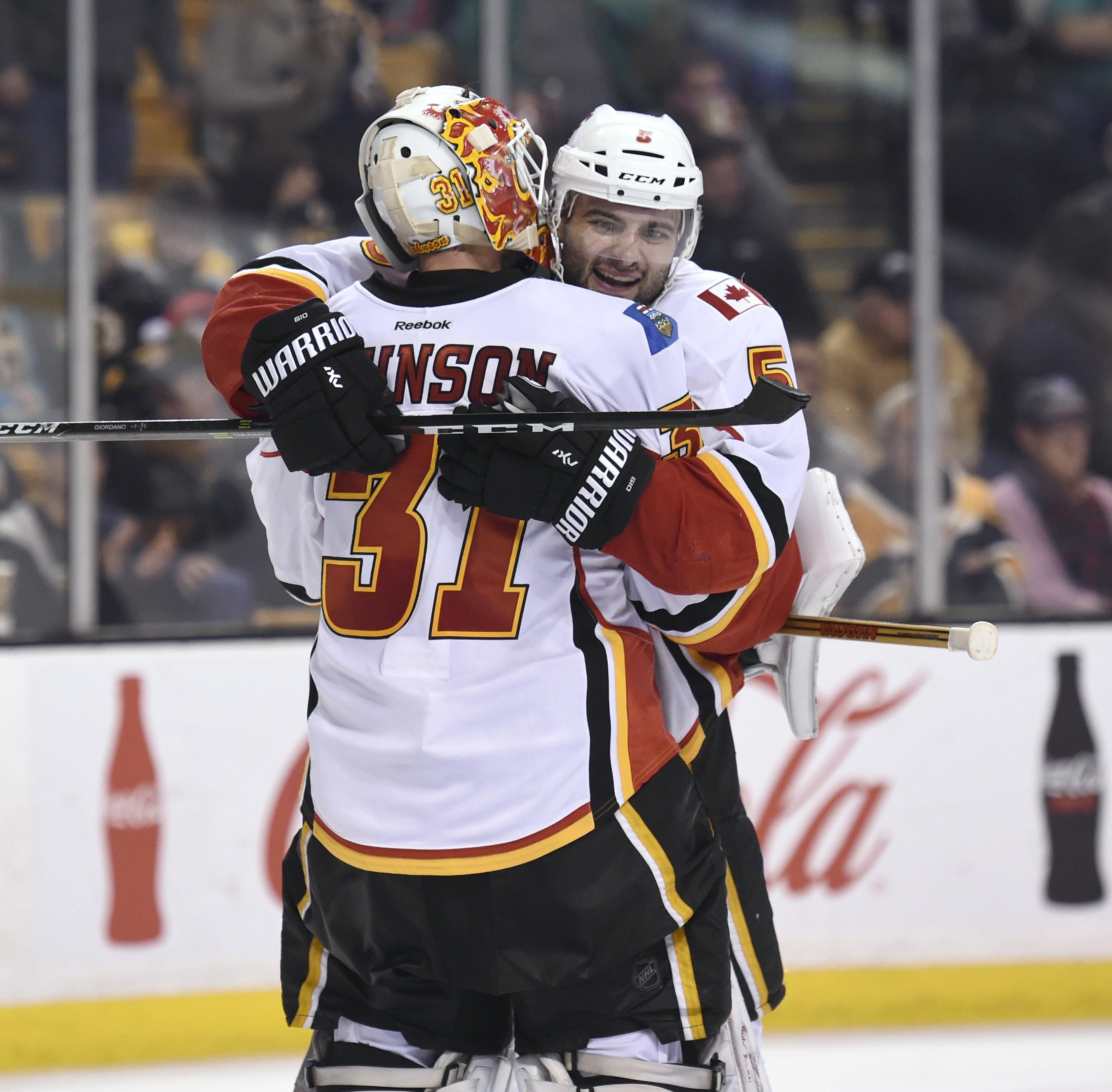 Calgary Flames Captain Mark Giordano Deserving of ESPN s Sports ... 9053374d8